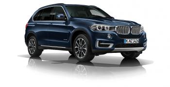 BMW X5 Armoured
