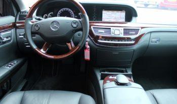 Mercedes S420 CDi Guard B7 full
