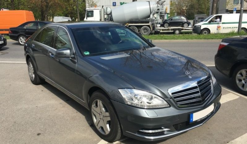For Rent Factory Armoured Mercedes S600L