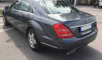 Mercedes S600L Guard with Face Lift full