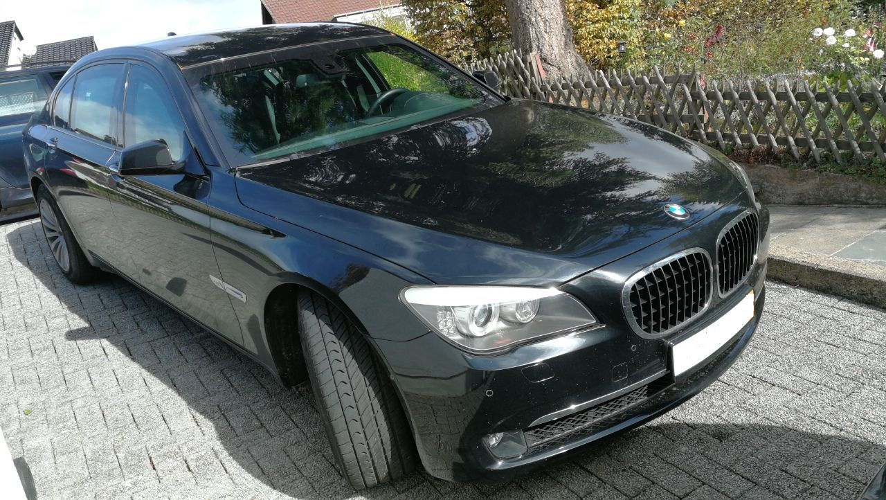 BMW 760 Li High Security VR7 – ArmouredCars.Pro