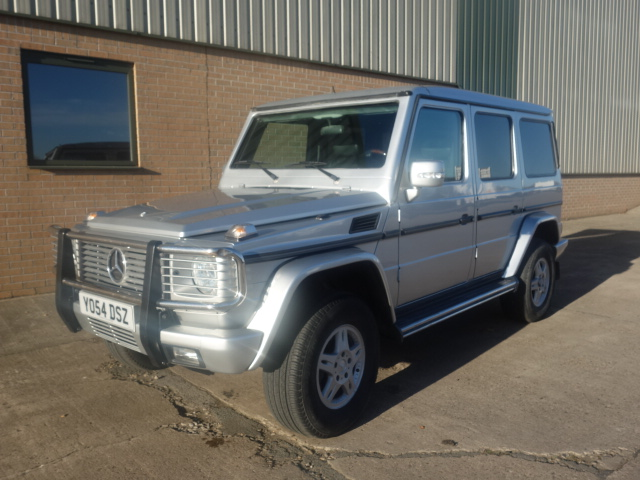 Mercedes benz g500 guard b6 armouredcars pro for Mercedes benz guard for sale