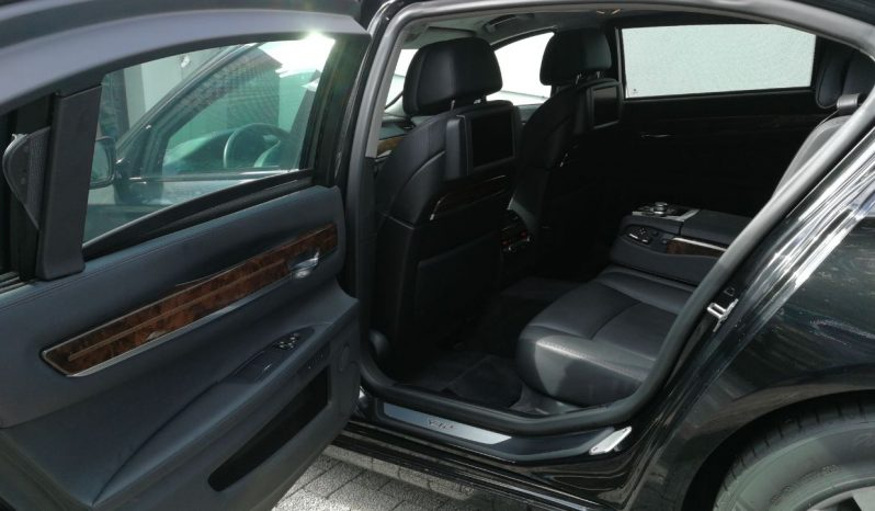 BMW 760 Li High Security VR7 full