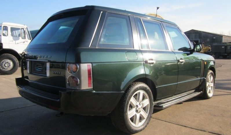 Range Rover Vogue B6 full