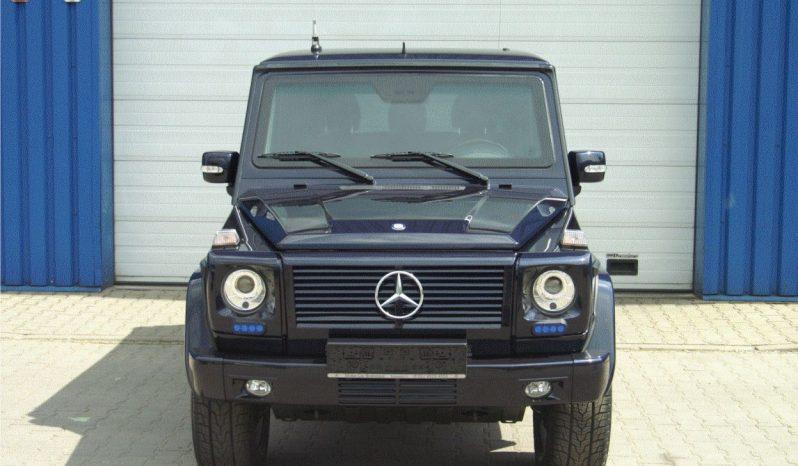 Armoured Mercedes G500 B6 level full