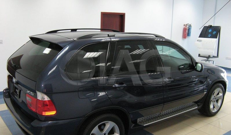 BMW X5 Armoured B5 only 355km full