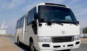B6 Armoured Toyota Coaster Bus (People carrier) full