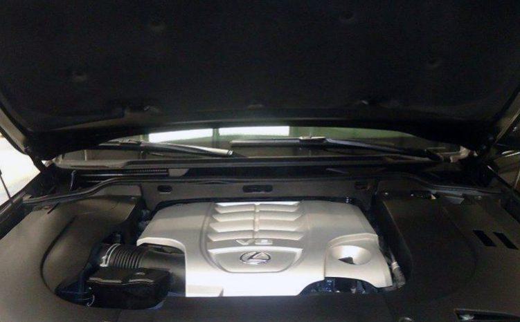 B7 Armoured Lexus LX 570 full