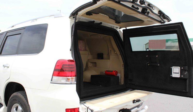 Armoured Toyota Land Cruiser VPAM BRV full