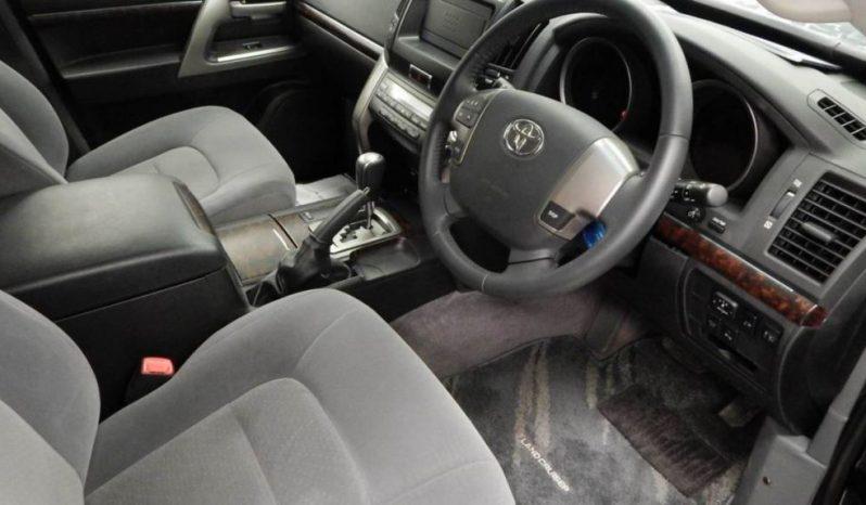 Toyota Landcruiser 200 B6 Armouring Right Hand Drive full
