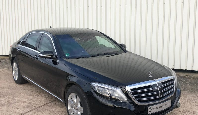 Mercedes S600L Guard very low Milage full